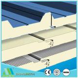 Los paneles de emparedado del azulejo de material para techos, los paneles de emparedado del poliuretano de la alta calidad en Turquía, nuevo sistema de la pared del precio de los paneles