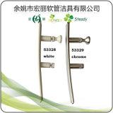 Liga de zinco chuveiro de metal para chuveiro loiça sanitária de vidro