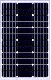 mono modulo solare 50W con le pile solari del grado