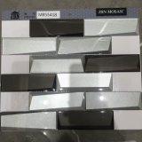 Diseño moderno de alta calidad Espejo Mosaico de vidrio de trapezoide (M855418)