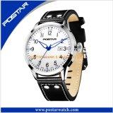 Fabrik-direkte Großhandelssport-Uhr-beiläufige Edelstahl-Armbanduhr