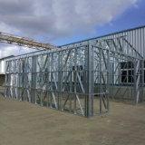 강철 구조물 현대 작풍 별장