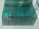 Verre de sécurité ISO de la CCC en verre trempé 15mm