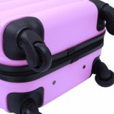 Preiswertes Gepäck-Set, Eisen-Laufkatze ABS Koffer (XHA067)