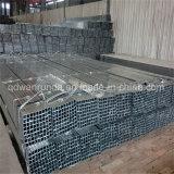 Domanda galvanizzata quadrato del tubo d'acciaio di Warmhouse/serra