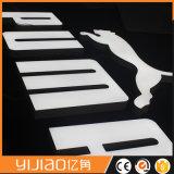 Сотрудников категории специалистов на заводе для использования вне помещений Водонепроницаемый светодиодный акриловый реклама Пользовательское уличных знаков