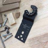 het Bimetaal Allfitlock die van 34mm het MultiBlad van het Hulpmiddel voor Fein Starlock oscilleren