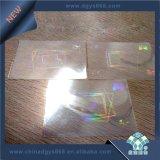 Holograma Bolsa transparente con un grosor de 150 micro