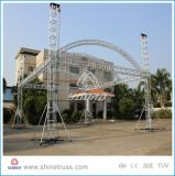 Aluminiumkreisbeleuchtung-Binder, Bogen-Dach-Binder
