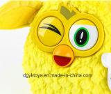 Neues Ankunfts-Plüsch-Elf-Geburtstag-Geschenk kann gehen und kundenspezifisches Spielzeug sprechen