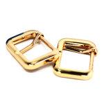 핸드백 (Yk1261)가 의복을%s 최신 판매 금속 아연 합금 하네스 버클 Pin 벨트 죔쇠에 의하여 구두를 신긴다
