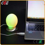 2017 장식적인 USB 접촉 통제 작은 밤 빛 RGB LED 책상용 램프