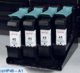 Máquinas solventes de la ropa del CNC de la resaca del trazador de gráficos del trazador de gráficos de la inyección de tinta de la materia textil HP45