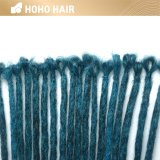 #18 de blauwe Synthetische Uitbreiding In het groot Dreadlocks van het Haar
