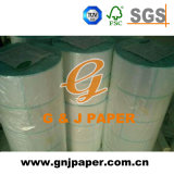 Documento termico della pasta di cellulosa di 100% per stampa della ricevuta