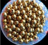 La bola de acero hueco sólido/con el agujero taladrado, roscado de bolas de acero inoxidable con tornillo M2 M3 para la joyería o decoración