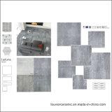 Baumaterial-Porzellan glasig-glänzende Fußboden-Fliese-Kleber-Fliese 600X600mm