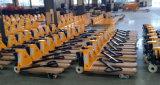 2ton 2.5Ton 3 tonelada de carga pesada porta-paletes manual preço de fábrica