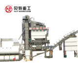 320tph fábrica de mistura quente de plantas de asfalto