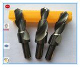 HRC55- de Bit van de Boor van de Draai van het Carbide van HRC68