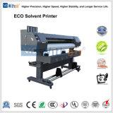 Impressora de grande formato de jacto de tinta digital com Original Epson Dx5 Impressora Solvente ecológico do cabeçote de impressão