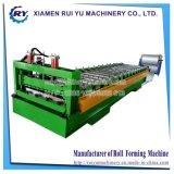 Panneau mural en métal ondulé Making Machine de formage de rouleau