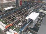 Parte inferior automática completa de alta velocidad cuatro y del bloqueo máquina de la esquina Jhh-1450 de Gluer de la carpeta seises
