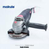 5-дюймовый угловой шлифовальной машинки Makute с переменной частотой вращения (AG010)