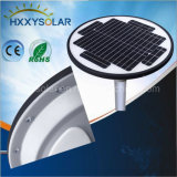 Panel solar inteligente OVNI Calle luz LED con sensor movimiento