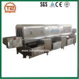 Lebensmittelindustrie-Unterlegscheibe-Fisch-Plastikkasten-Reinigungs-Waschmaschine