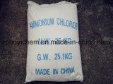 2-4mm gránulo de cloruro de amonio como fertilizante