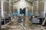 Depósito de fermentación cónico del vino de la planta del equipo de la cervecería del acero inoxidable