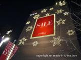 LED-Weihnachtsnetz-Licht-Bildschirmanzeige-Feiertags-Dekoration