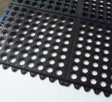 Anti-Bakterium Gummimatte, antibakterielle Fußboden-Matte, antistatische Gummimatte