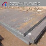 Placa resistente do desgaste da abrasão de grande resistência do aço de manganês