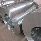 Строительный материал оцинкованной стали катушки в мастерской утюг стали на заводе