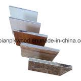 가구를 위한 4*8 나무로 되는 곡물 또는 태양열 집열기 멜라민 합판 또는 멜라민 널