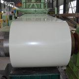 Ral9003 blanc magnétique de l'acier prélaqué Aluzinc Bobine de fer pour tableau blanc