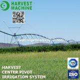 Système d'irrigation transversal de ferme de mouvement d'alimentation automatique de fossé