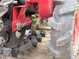 3wg-5b 비료 기능을%s 가진 수동 옥수수 밀 땅콩 재배자 파종기