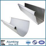 De vooraf geverfte Rol van het Aluminium voor de Dakgoot van de Serre