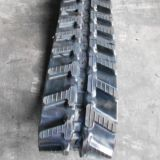 Piste en caoutchouc pour le petit usage de véhicule (170*60*40), largeur de 170mm