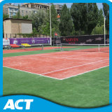 grama 20mm artificial de 19mm para o padrão global do futebol do tênis