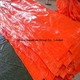 Encerado de la cubierta del barco, material del PE, encerado impermeable del PE