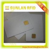 Customized all'ingrosso FM4442 FM4428 Sle 5528 e Atmel Blank Contact CI Card (campioni di Free)