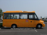 O melhor auto escolar de venda de Shaolin com o barramento de 24-35seats 6.6meters