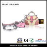 Azionamento dell'istantaneo del diamante del USB della borsa (USB-DA322)