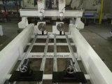 Máquina Rotuer CNC para corte e moagem de madeira maciça ou placa de plástico