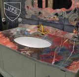 Раковина ванной комнаты горячего фарфора Undermount сбывания самомоднейшего овальная (SN013)