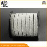 Natureza da embalagem de PTFE puro de cor branca com lubrificante; China Estanqueidade do produto lubrificante puro Embalagem de PTFE